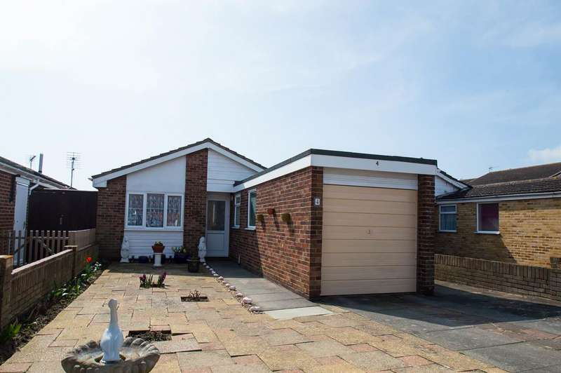 2 Bedrooms Bungalow for sale in Beatty Road, Eastbourne