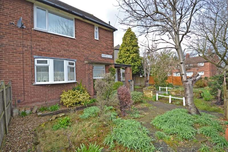 2 Bedrooms Semi Detached House for sale in Warmfield View, Eastmoor, Wakefield