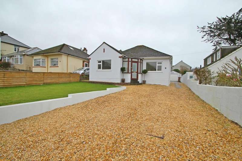 3 Bedrooms Detached Bungalow for sale in Peeks Avenue, Plymouth