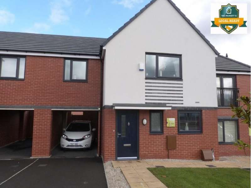 4 Bedrooms Semi Detached House for sale in Turnstone Road , Walsall