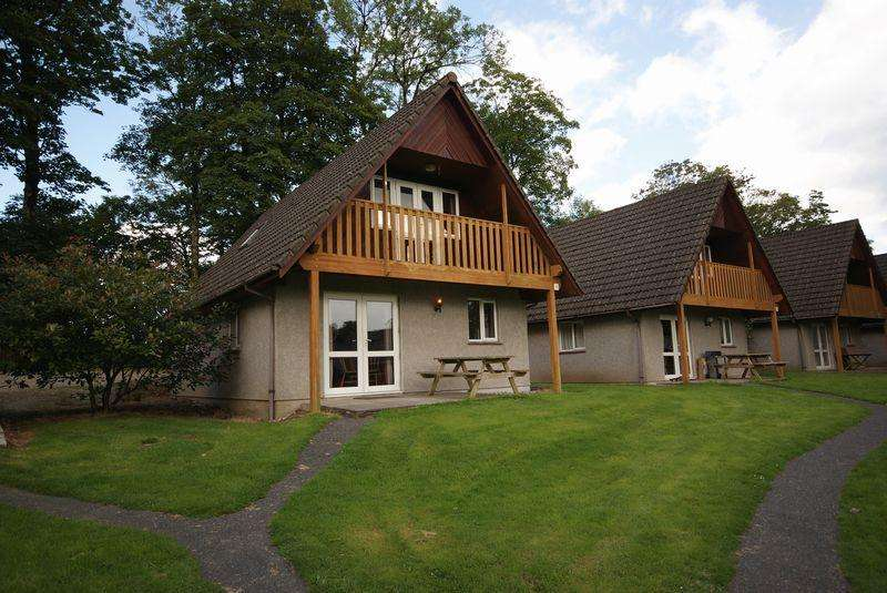 4 Bedrooms Lodge Character Property for sale in 29 Hengar Manor, BODMIN