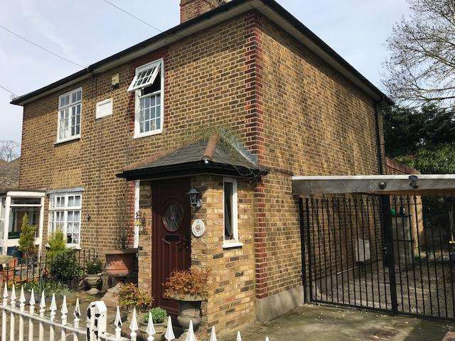 2 Bedrooms House for sale in Park Road, Feltham, TW13