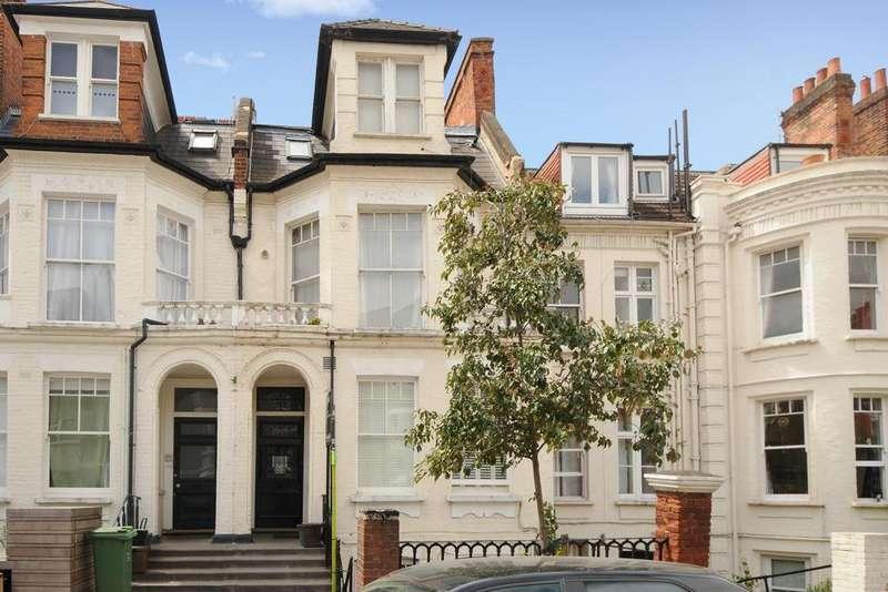 1 Bedroom Flat for sale in Holmdale Road, West Hampstead