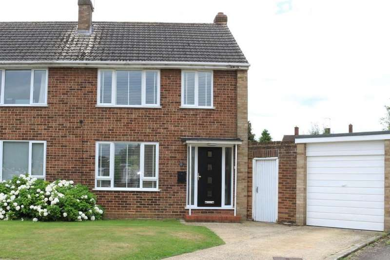 3 Bedrooms Semi Detached House for sale in Black Prince Close