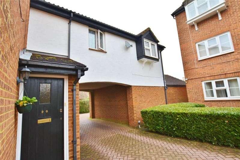 1 Bedroom Maisonette Flat for sale in Redwood Close, Watford, Hertfordshire, WD19