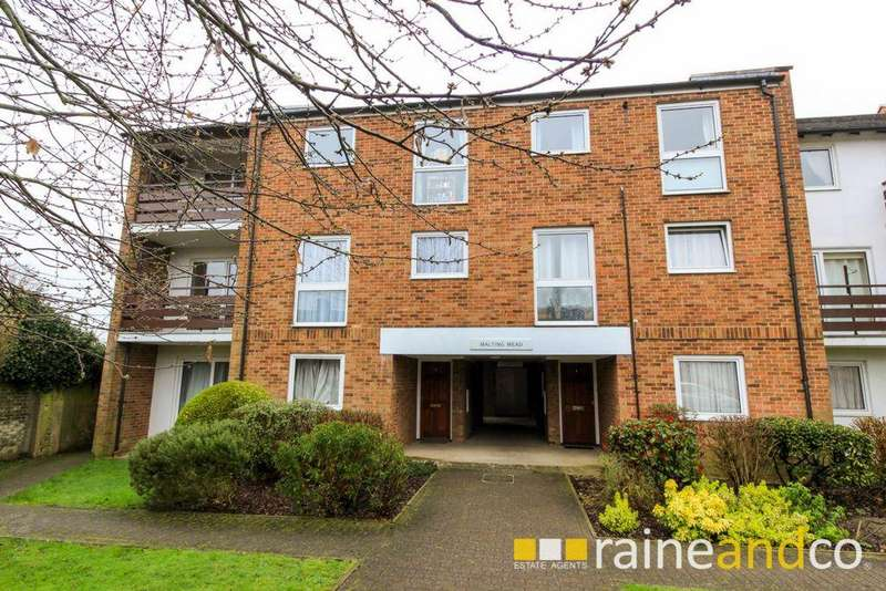 2 Bedrooms Apartment Flat for sale in Endymion Road, Hatfield, AL10