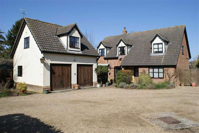 4 Bedrooms Detached House for sale in Wellington Drift, Eye, Suffolk