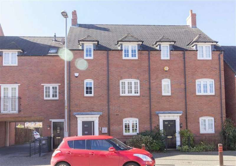 4 Bedrooms Terraced House for sale in Willow Rd, Barrow Upon Soar, LE12