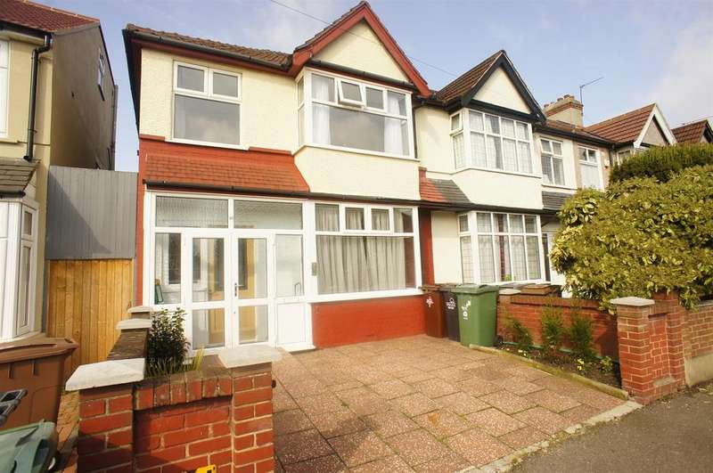 3 Bedrooms End Of Terrace House for sale in Hampton Road, London