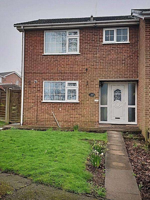 3 Bedrooms Semi Detached House for sale in Abney Drive, Measham