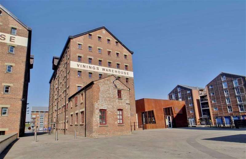1 Bedroom Apartment Flat for sale in Vinings Warehouse, Gloucester