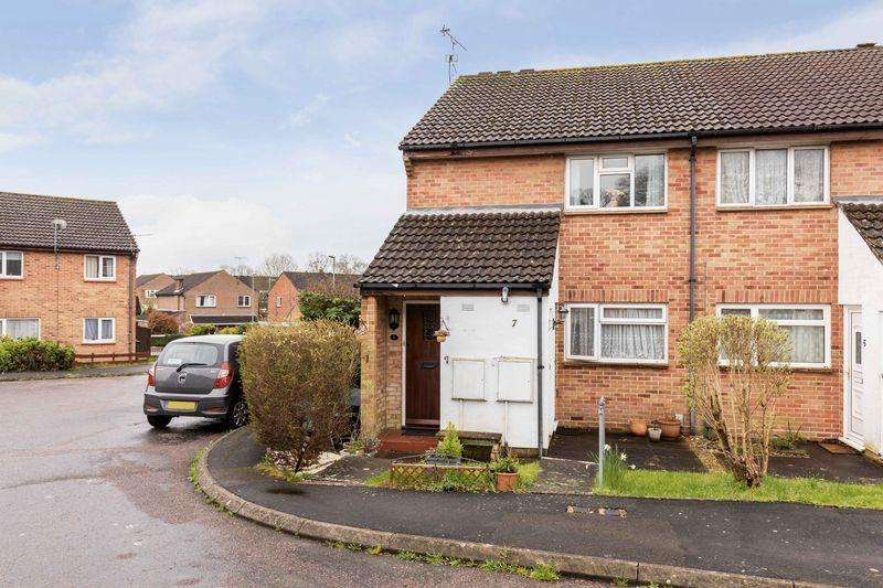 1 Bedroom Maisonette Flat for sale in Octavius Court, Waterlooville