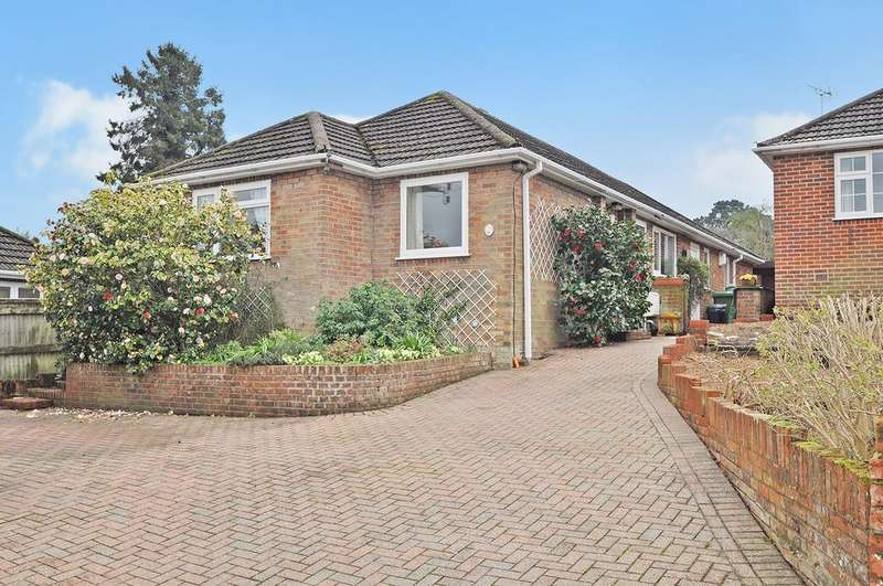 4 Bedrooms Detached Bungalow for sale in Trent Way, West End, Southampton, Hampshire, SO30 3FW