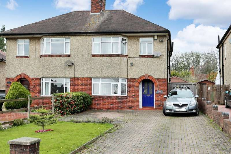 3 Bedrooms Semi Detached House for sale in Usk Town Centre, Monmouthshire