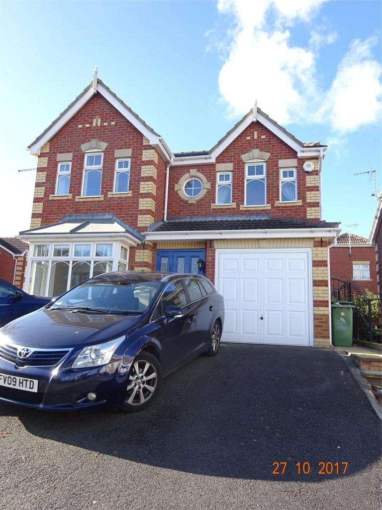 4 Bedrooms Detached House for rent in Heimdall Road, Scartho Top, Grimsby, North East Lincolnshire, DN33