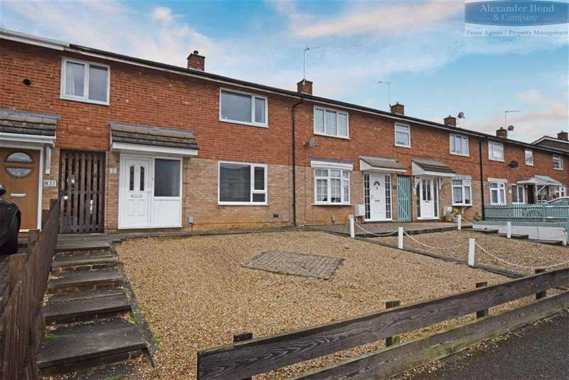 3 Bedrooms Terraced House for sale in Brunel Road, Stevenage, Herts, SG2