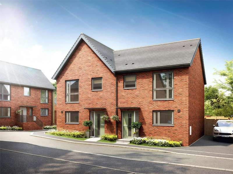 3 Bedrooms Semi Detached House for sale in Oakwell Mews, Lyddicleave