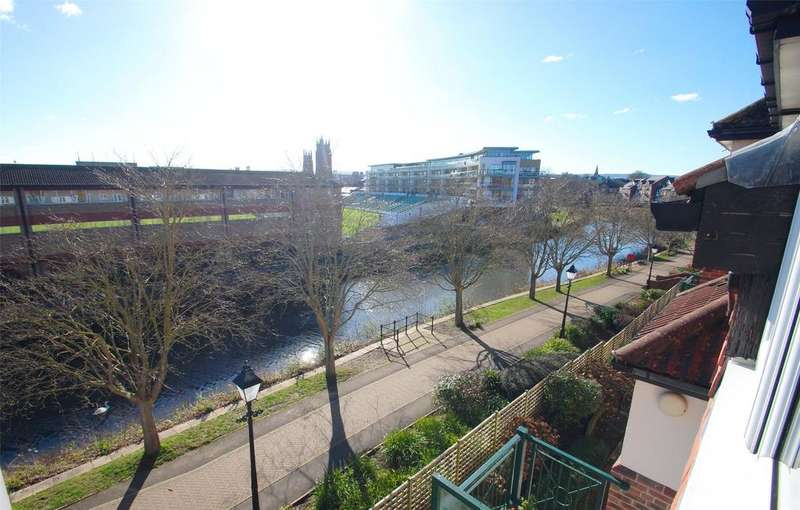 2 Bedrooms Apartment Flat for sale in Dellers Court, Dellers Wharf
