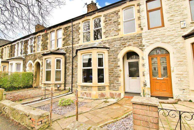 3 Bedrooms Terraced House for sale in Stacey Road, Roath, Cardiff, CF24