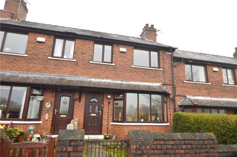 3 Bedrooms Terraced House for sale in Bradley Lane, Pudsey, West Yorkshire