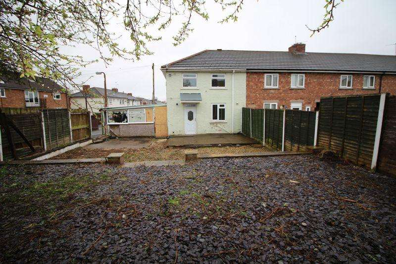 3 Bedrooms Terraced House for sale in Juliet Avenue, Wirral