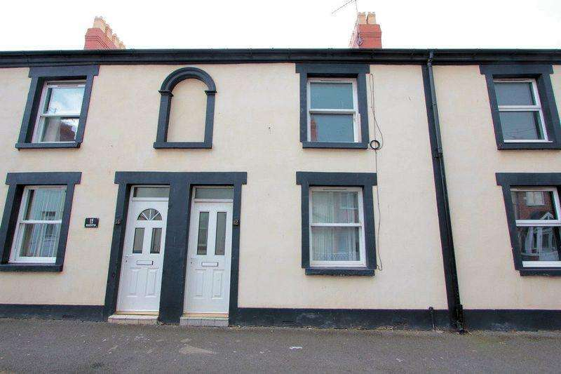 2 Bedrooms Terraced House for sale in Millbank Road, Rhyl