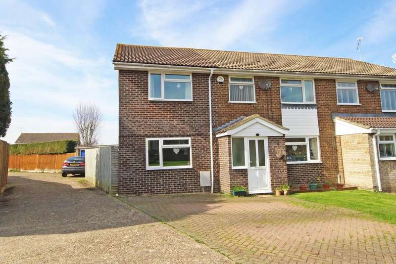 4 Bedrooms Semi Detached House for sale in Upper Beeding
