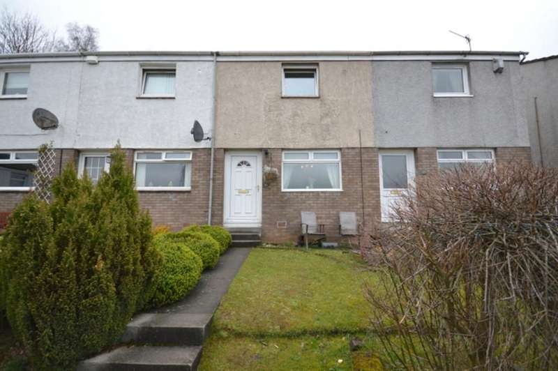 2 Bedrooms Terraced House for sale in Barnhill Road, Dumbarton G82 2SN