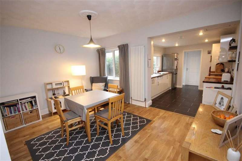 3 Bedrooms End Of Terrace House for sale in Ripley Road, Old Town, Swindon