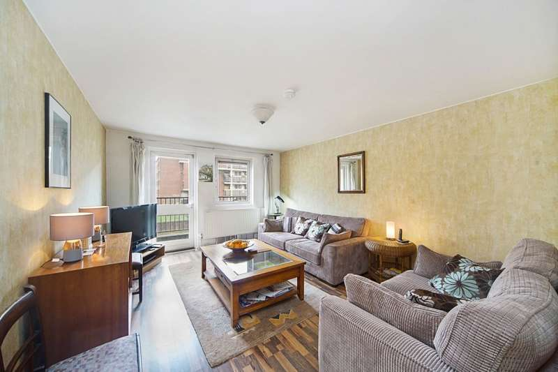 2 Bedrooms Flat for sale in Cooper Close, London, SE1