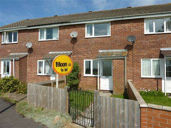 2 Bedrooms Terraced House for rent in Maple Avenue, Bulwark, Chepstow