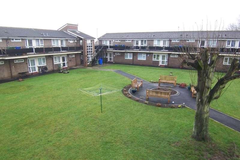 1 Bedroom Flat for rent in Carew Court, Cramlington, NE23