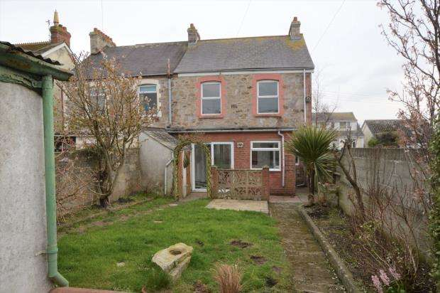 3 Bedrooms Semi Detached House for sale in Henver Road, Newquay, Cornwall