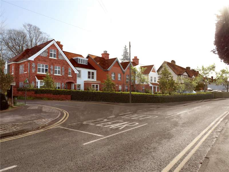 2 Bedrooms Flat for sale in Aston Gate, 17/21 High Street, Wargrave, Berkshire, RG10