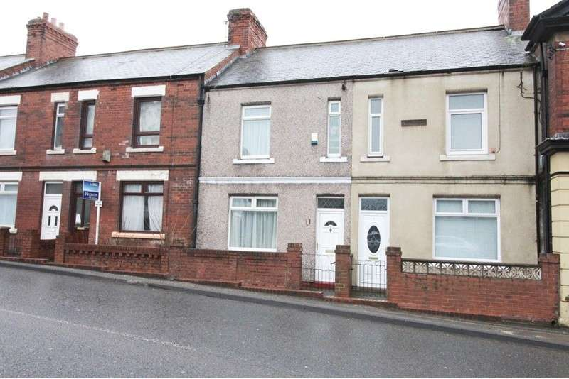 2 Bedrooms Property for sale in Boult Terrace, Shiney Row, Houghton Le Spring, Tyne and Wear, DH4 7DT