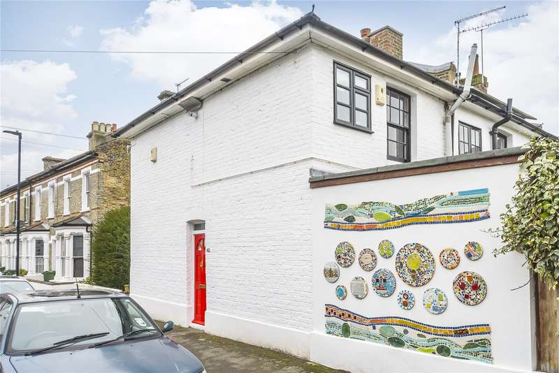2 Bedrooms Terraced House for sale in Sulina Road, London, SW2