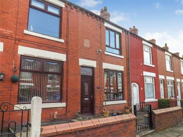 2 Bedrooms Terraced House for sale in Westwood Road, Leyland, Lancashire