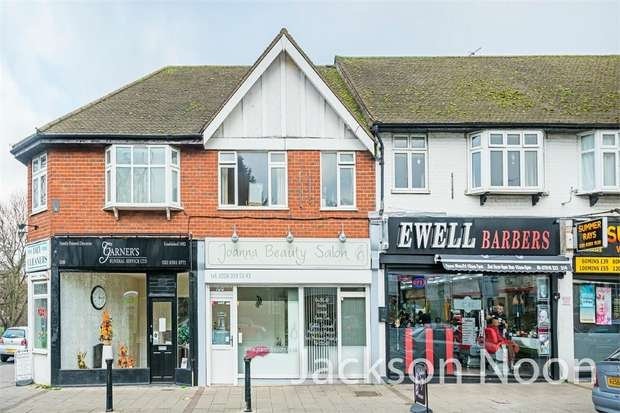 2 Bedrooms Flat for sale in Chessington Road, West Ewell