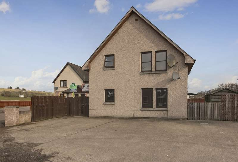 1 Bedroom Flat for sale in Fraser Street, Beauly, Highland, IV4 7DW