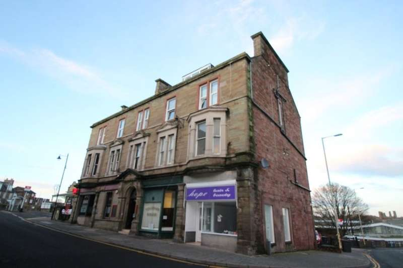 1 Bedroom Flat for rent in /B Catherine Street, Arbroath, DD11