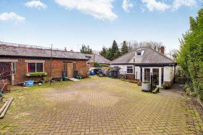 3 Bedrooms Bungalow for sale in Brockholes Brow, Preston, Lancashire, PR1