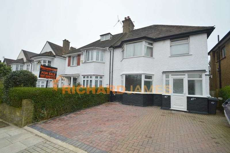 2 Bedrooms Apartment Flat for sale in Millway, Mill Hill