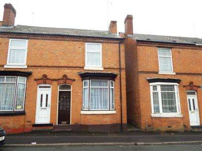 3 Bedrooms Semi Detached House for sale in Mason Road, Redditch, Worcestershire