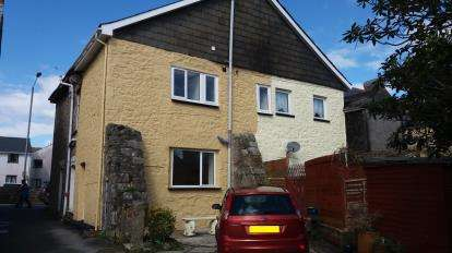 2 Bedrooms End Of Terrace House for sale in Bugle, St. Austell, Cornwall
