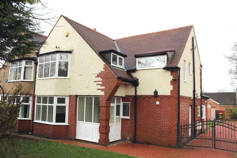 4 Bedrooms Semi Detached House for sale in Albert Road West, Heaton
