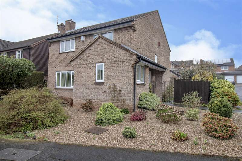 4 Bedrooms Detached House for sale in Magnolia Court, Bramcote