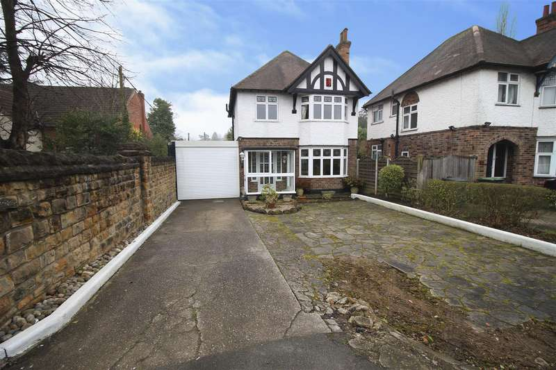 3 Bedrooms Detached House for sale in Derby Road, Bramcote, Nottingham