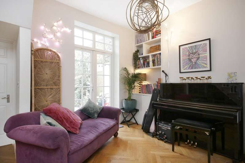 4 Bedrooms Terraced House for sale in Tyrwhitt Road, Brockley, SE4