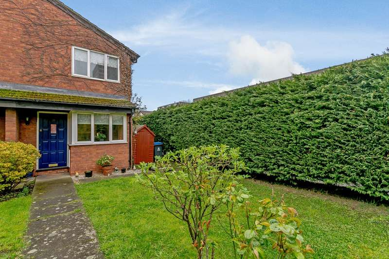 1 Bedroom End Of Terrace House for sale in New Malden