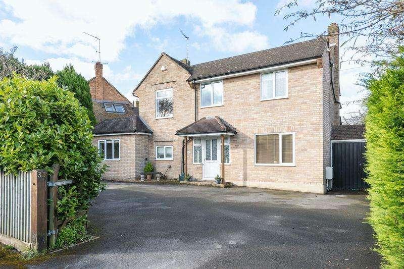 4 Bedrooms Detached House for sale in Effingham